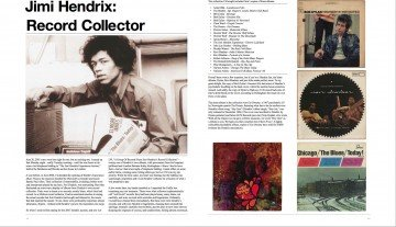 13 Hendrix Record Collection