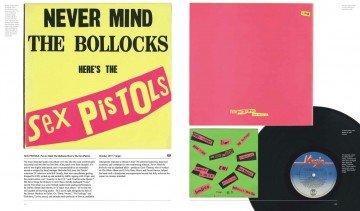 18 101 Book Sex Pistols